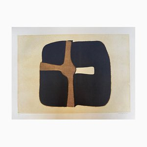 Composition 3 von Conrad Marca-Relli, 1977