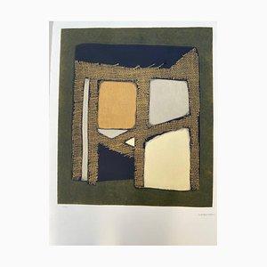 Composition 6 de Conrad Marca-Relli, 1977