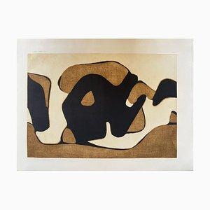 Composition 2 par Conrad Marca-Relli, 1977