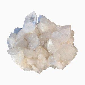 Drusos de cristal de cuarzo blanco de Demian Quincke