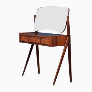 Mid-Century Danish Rosewood Vanity Dresser by Arne Vodder for Ølholm, 1960s