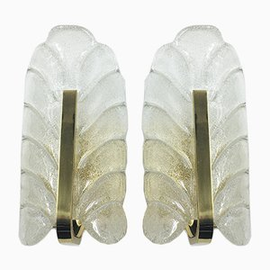 Vintage Sconces by Carl Fagerlund for JSB, 1960s, Set of 2