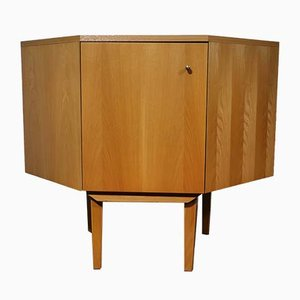 Mid-Century Elm Corner Chest of Drawers from Heinz Kopp, 1970s