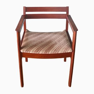 Mid-Century Danish Desk Chair, 1960s