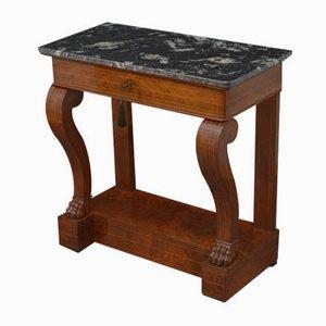 19th Century Mahogany Console Table