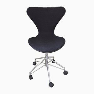 Model 3117 Office Desk Chair by Arne Jacobsen for Fritz Hansen, 1990s