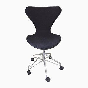 Sedia da ufficio modello 3117 di Arne Jacobsen per Fritz Hansen, anni '90