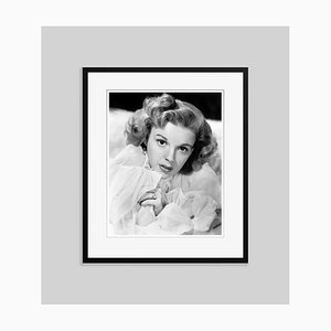 Doe-Eyed Judy Archival Pigment Print Framed in Black by Everett Collection