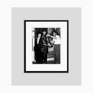 Garland & Astaire Archival Pigment Print Framed in Black by Everett Collection