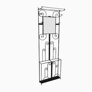 Art Deco Standing Coat Rack, 1930s