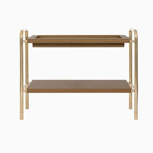 Leslie Side Table by Marqqa