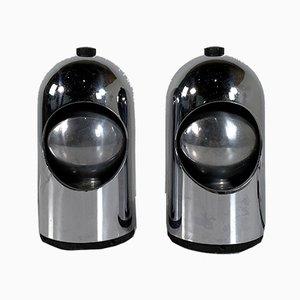 Selene Table Lamps from ABM, 1960s, Set of 2