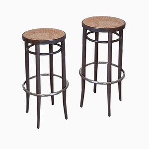 204 RH Barstools from Thonet, 1986, Set of 2