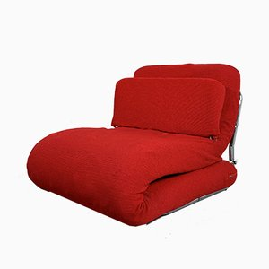 Poppy Seater & Bed by Antonio Citterio and Paolo Nava, 1970s