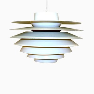 Danish Verona Ceiling Lamp by Sven Middleboer for Nordik Stolar, 1970s