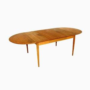 Swedish Model 227 Dining Table by Arne Vodder for Sibast, 1960s