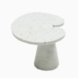 Marble Side Table by Angelo Mangiarotti for Skipper, 1970s