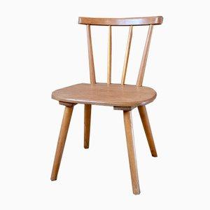 Scandinavian Children's Chair, 1960s