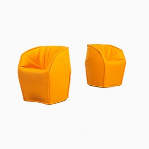 M.a.s.s.a.s. Club Chairs by Patricia Urquiola for Moroso, 2012, Set of 2