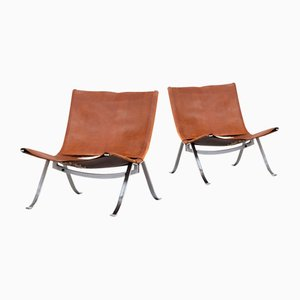 Easy Chairs by Preben Fabricius for Arnold Exclusive, 1970s, Set of 2