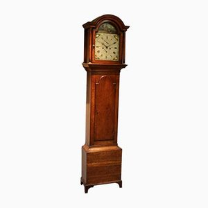 Early 19th Century Oak Longcase Clock