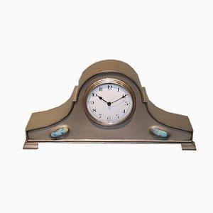 Antique Liberty & Co Tudric Mantel Clock