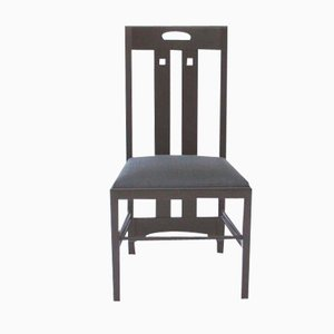 Sedia di Charles Rennie MacKintosh per Cassina