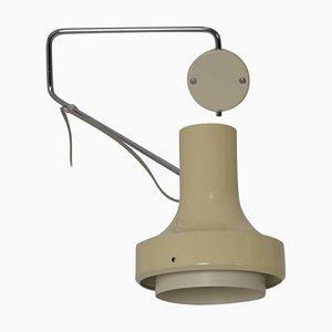 Verstellbare Mid-Century Wandlampe von Josef Hurka für Napako, 1960er
