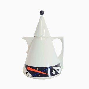 Postmodern Porcelain Teapot from Kronester, 1980s