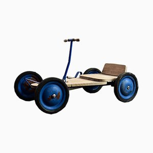 AUTHENTIC HANDCAR '' DRAISINE '' FROM THE 1960'S