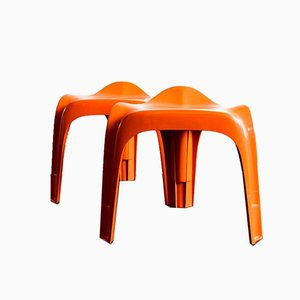 Stool by Alexander Begge for Casala, 1970s