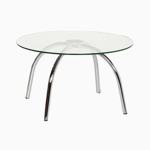 Glass Round Vostra Coffee Table from Walter Knoll