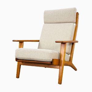 GE-290 Chair by Hans J. Wegner for Getama