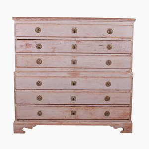 Swedish Chest of Drawers, 1790s