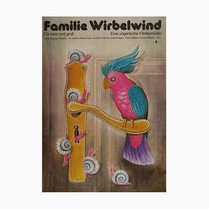 Family Wirbelwind | East Germany | 1983