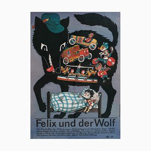 Felix & the Wolf   East Germany   1988