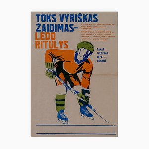 Hockey, So a Manly Game | Litauen | 1984