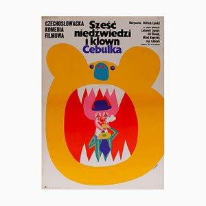 Six Bears & a Clown | Poland | 1973