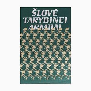 Glory to the Soviet Army | Lithuania | 1986