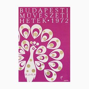 Budapest Art Week | Hungary | 1972