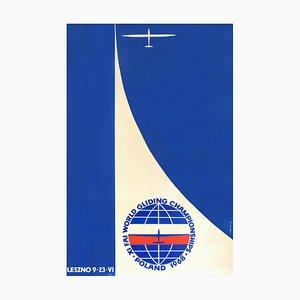 11. FAI Welt Segelfliegen Champions | Polen | 1968