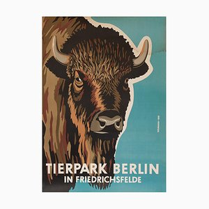 Tierpark Berlin | East Germany | 1956