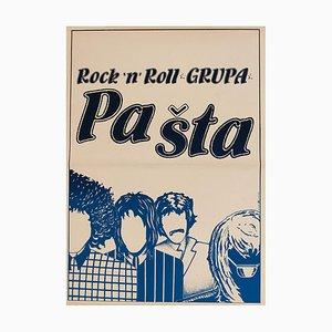 Rock 'n' Roll Group - Pasta | Yugoslavia | 1980s