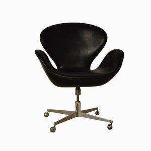 Swan Stuhl von Arne Jacobsen für Fritz Hansen, 1960er
