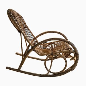 Rocking Chair by Rohé Noordwolde, 1960s