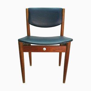 Model 197 Dining Chair by Fill juhl for France & Søn / France & Daverkosen, 1960s