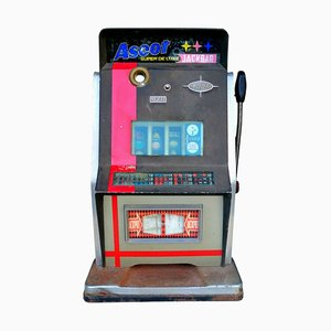 Slot machine meccanica, anni '60