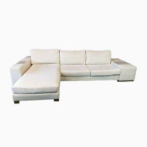 Cream Sofa by Natuzzi for Andrea Natuzzi, 2000s