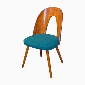 Mid-Century Stuhl von Antonin Suman für Mier Topolcany Factory