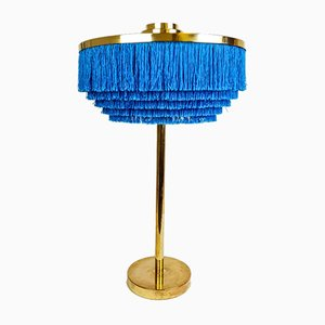 MId-Century Model B138 Fringe Table Lamp by Hans-Agne Jakobsson for Hans-Agne Jakobsson AB Markaryd, 1960s